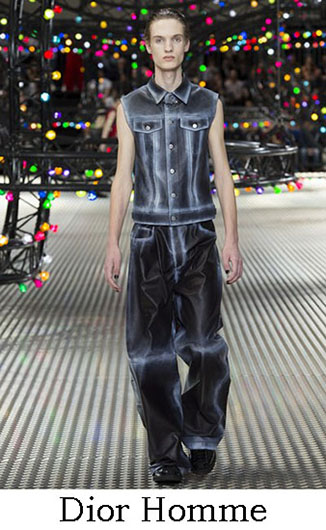 Dior Homme spring summer 2017 fashion for men look 37