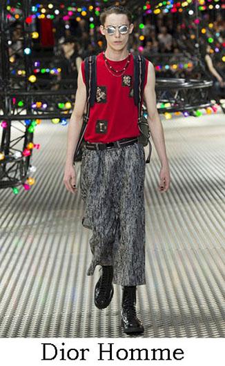 Dior Homme spring summer 2017 fashion for men look 42