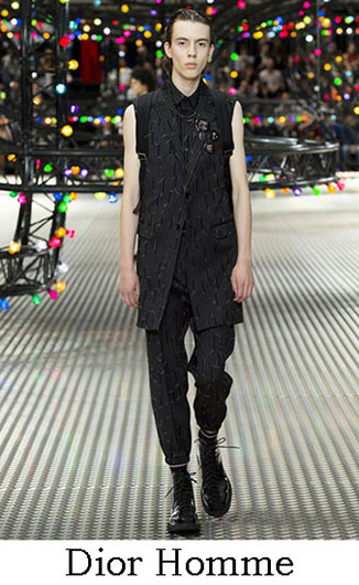 Dior Homme spring summer 2017 fashion for men look 48