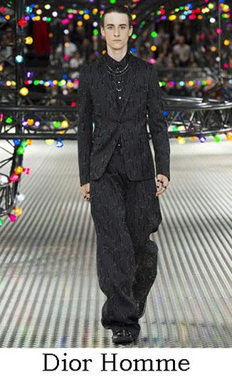 Dior Homme spring summer 2017 fashion for men look 49