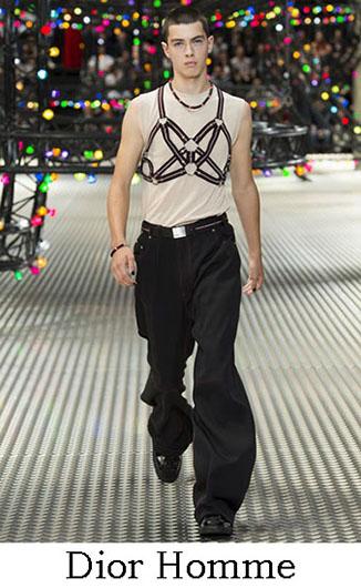 Dior Homme spring summer 2017 fashion for men look 6