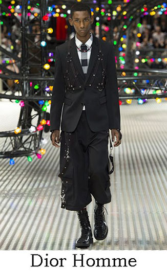 Dior Homme spring summer 2017 fashion for men look 8