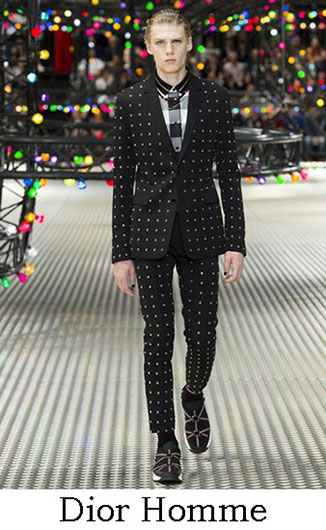 Dior Homme spring summer 2017 fashion for men look 9