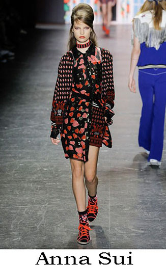 Fashion news Anna Sui spring summer 2017