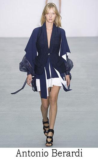 Fashion news Antonio Berardi spring summer 2017