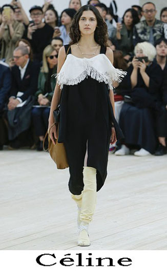 Latest trends Céline spring summer 2017