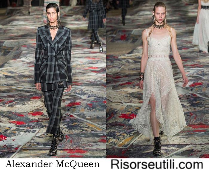 Lifestyle Alexander McQueen spring summer 2017