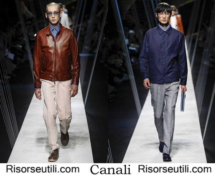 Lifestyle Canali spring summer 2017