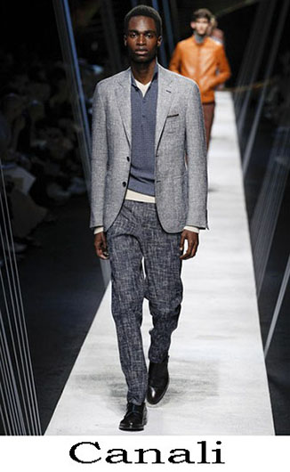 Look Canali spring summer 2017