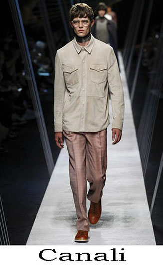 Shoes Canali spring summer 2017