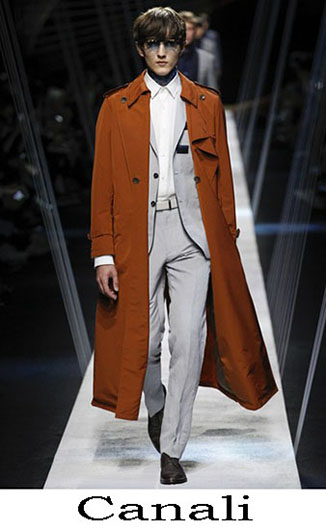 Trench Canali spring summer 2017