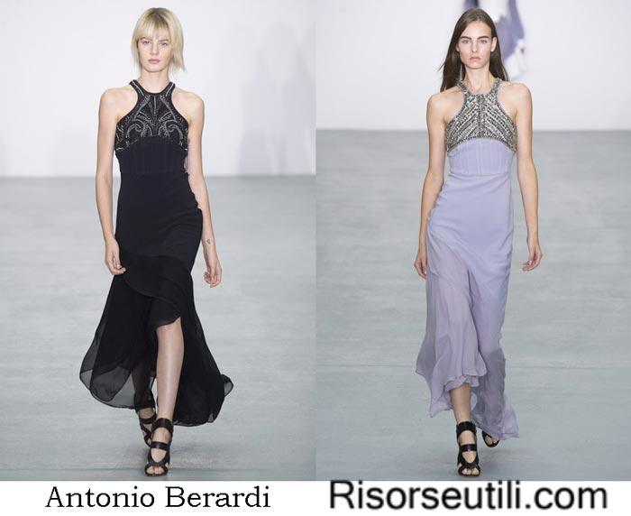Trends Antonio Berardi spring summer 2017
