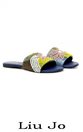 Beach accessories Liu Jo summer sandals look 7