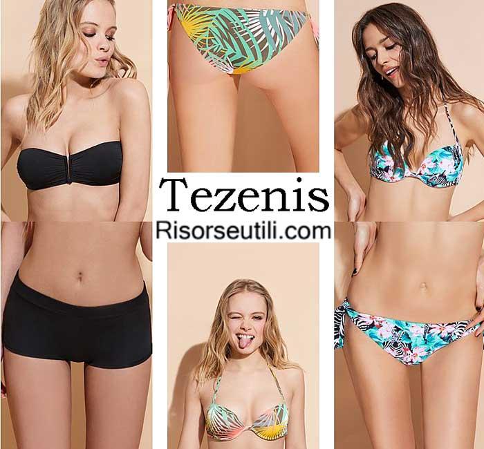 Beach accessories Tezenis summer 2017