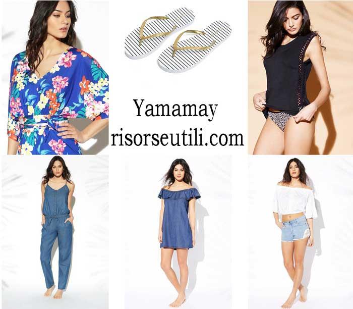 Beachwear Yamamay summer 2017