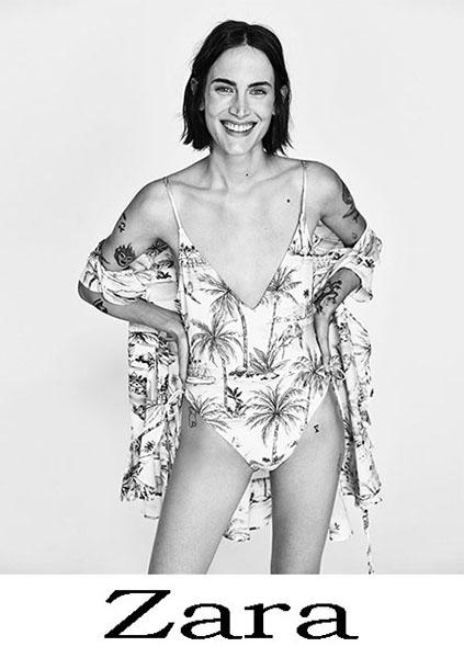 Beachwear Zara summer swimwear bikini look 3