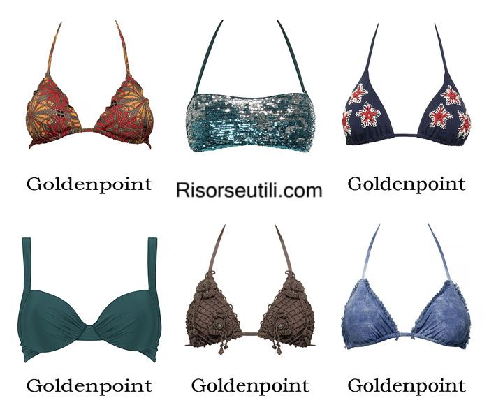Swimwear bikini Goldenpoint summer 2017