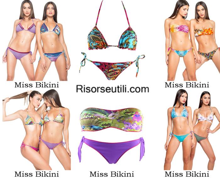 Swimwear bikini Miss Bikini summer 2017