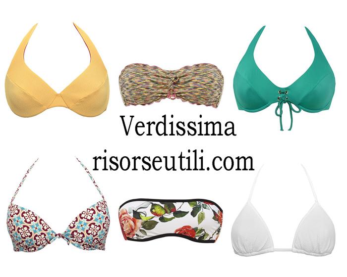Swimwear bikini Verdissima summer 2017