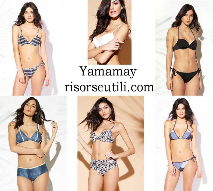 Swimwear bikini Yamamay summer 2017
