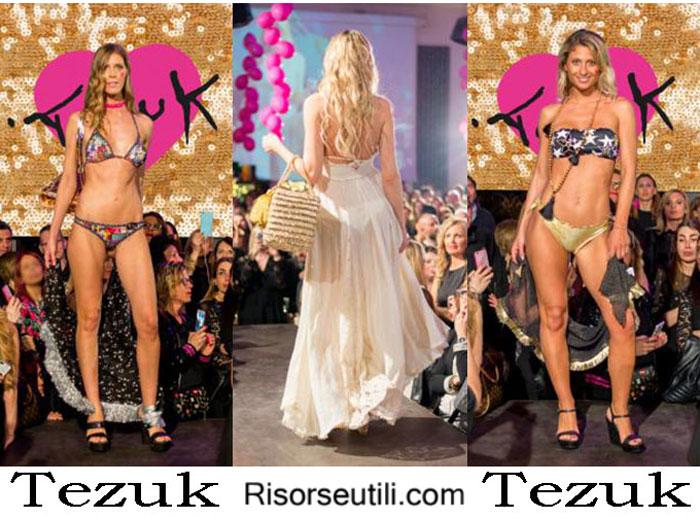 Tezuk summer 2017 fashion show for women