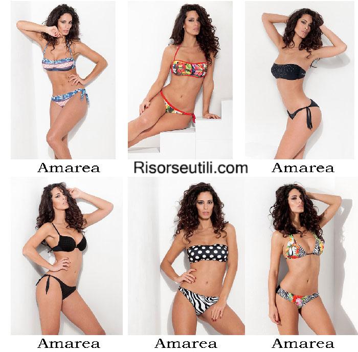 Beachwear Amarea summer 2017