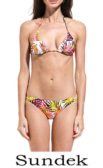 Beachwear Sundek summer swimwear bikinis Sundek 5