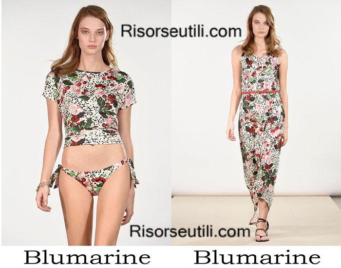 Catalog Blumarine summer 2017