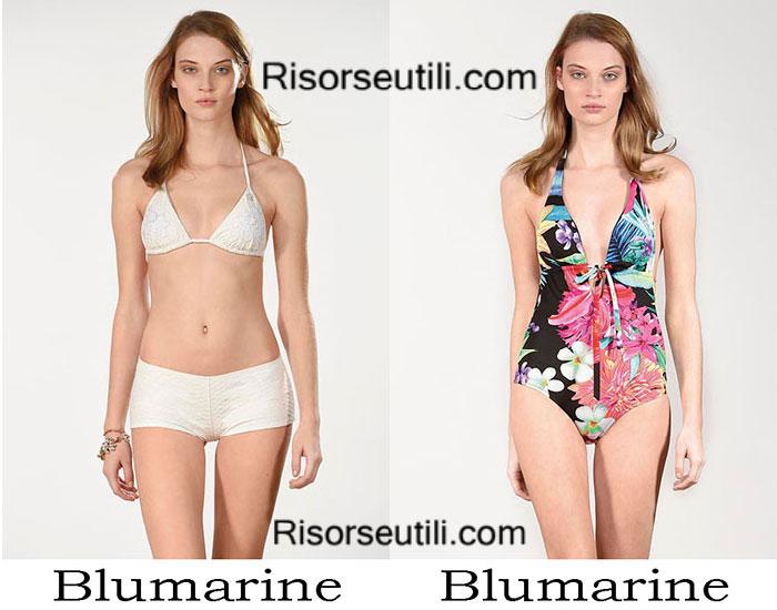 Swimwear Blumarine summer 2017