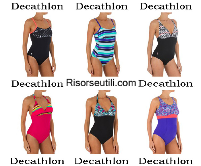 Swimwear Decathlon summer 2017