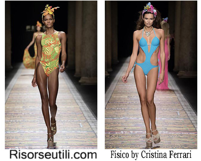 Swimwear Fisico summer 2017