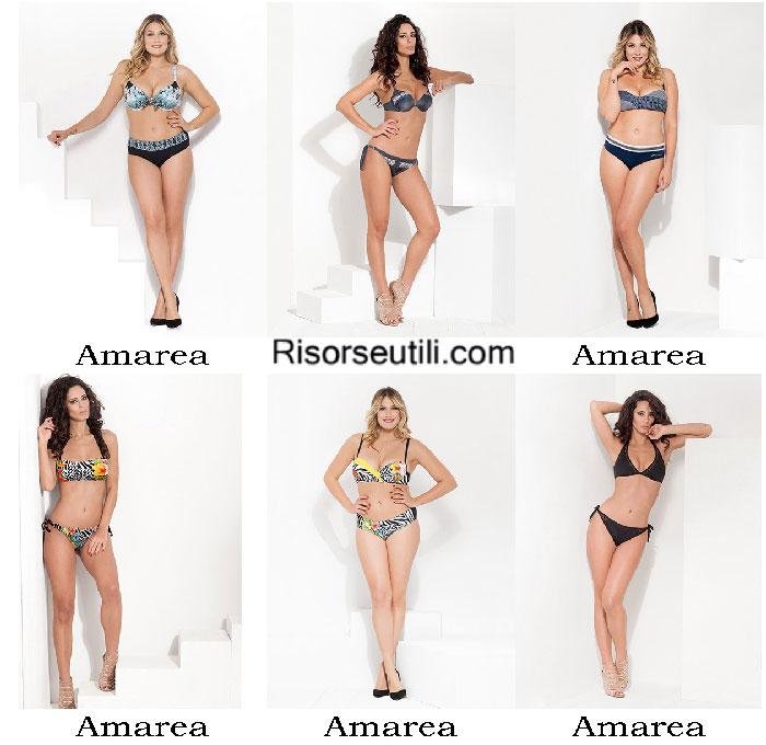 Swimwear bikini curvy Amarea summer 2017