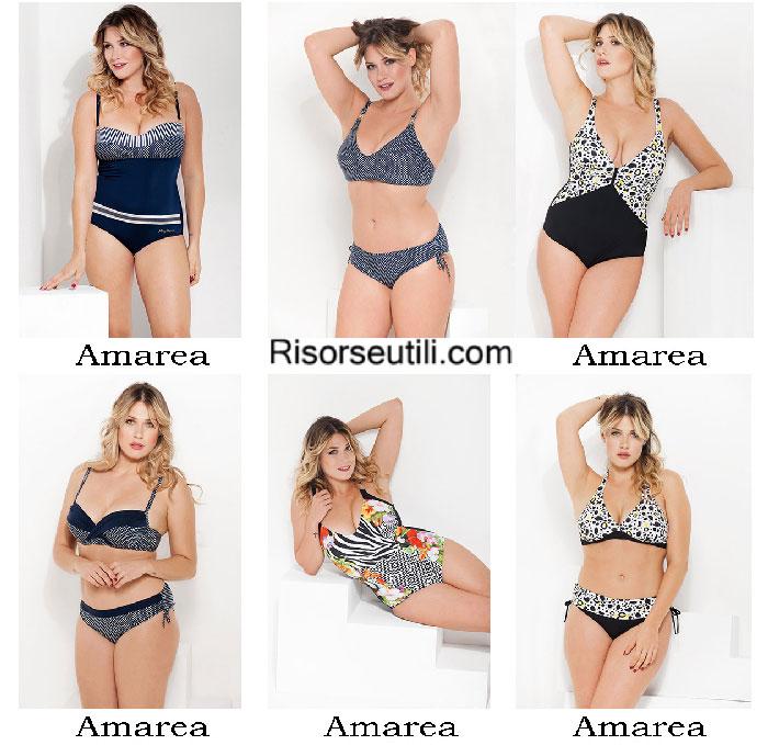 Swimwear plus size Amarea summer 2017