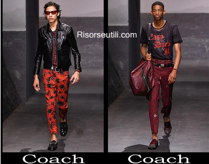Accessories Coach spring summer