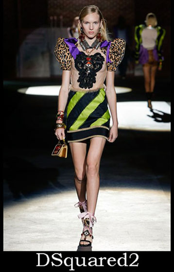 Accessories DSquared2 spring summer look 2