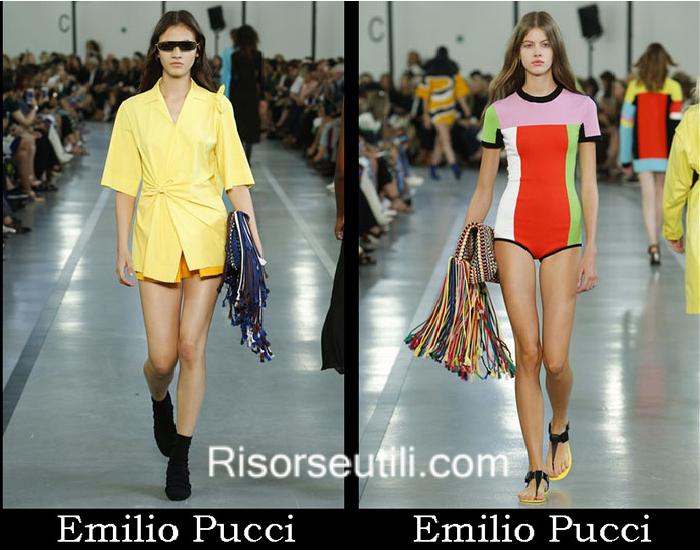 Accessories Emilio Pucci spring summer