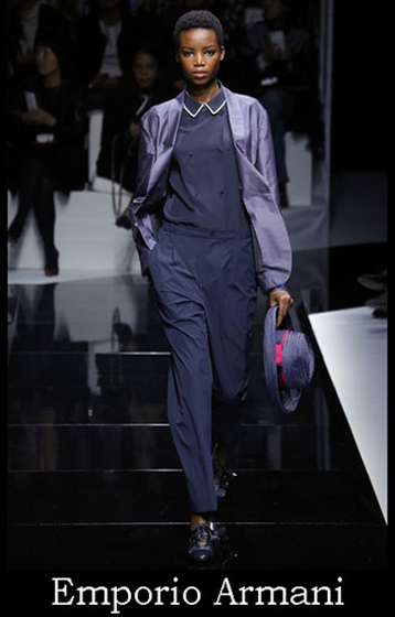 Accessories Emporio Armani spring summer look 1