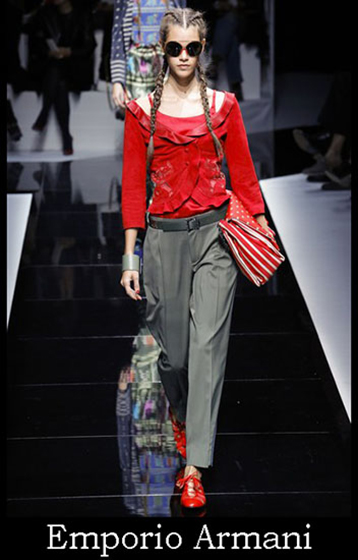 Accessories Emporio Armani spring summer look 2