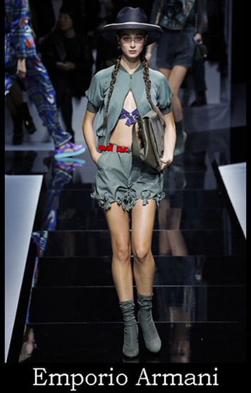 Accessories Emporio Armani spring summer look 3