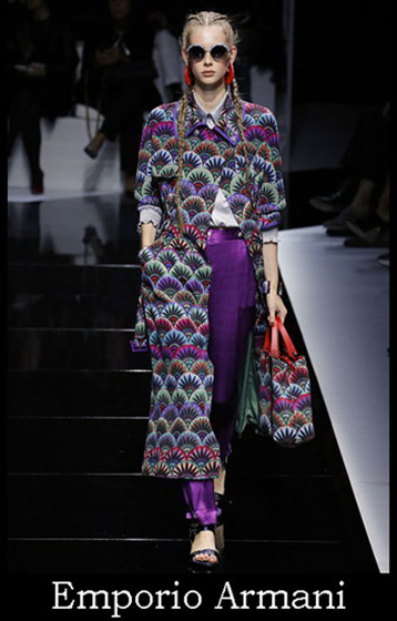 Accessories Emporio Armani spring summer look 5