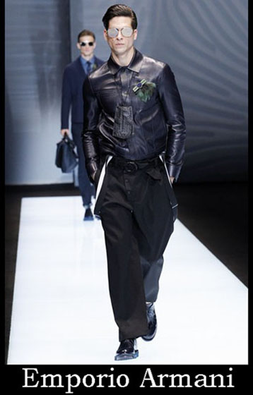 Accessories Emporio Armani spring summer men look 1