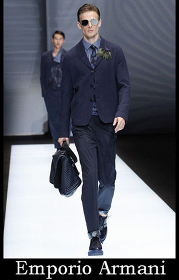 Accessories Emporio Armani spring summer men look 2