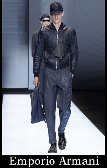Accessories Emporio Armani spring summer men look 3