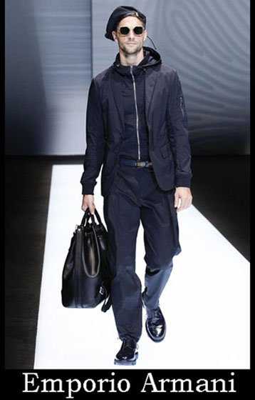 Accessories Emporio Armani spring summer men look 4