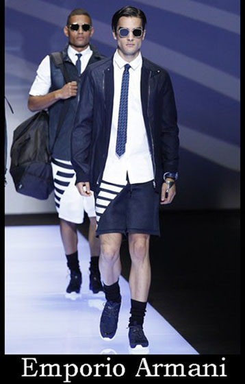 Accessories Emporio Armani spring summer men look 5