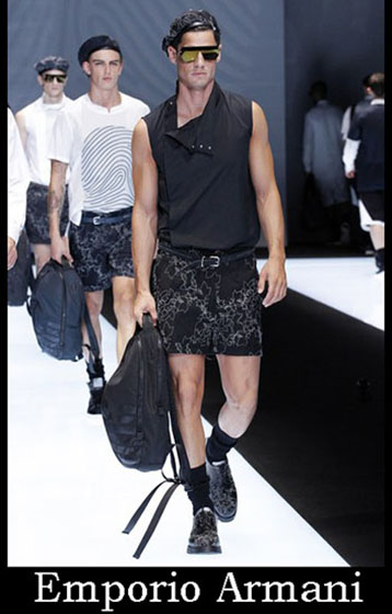 Accessories Emporio Armani spring summer men look 6