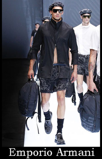 Accessories Emporio Armani spring summer men look 7