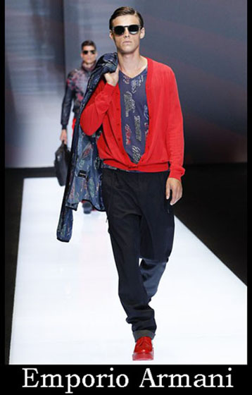 Accessories Emporio Armani spring summer men look 8