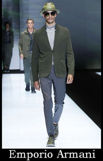 Accessories Emporio Armani spring summer men look 9
