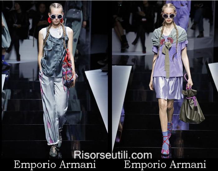 Accessories Emporio Armani spring summer